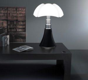 Lampe, PIPISTRELLO, medium, LED, 900lm, 2700K